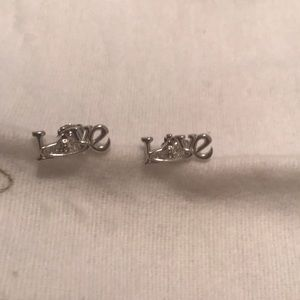 Vivienne Westwood Love earrings